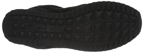 Nine West Telly Cuir Baskets Blk Comb