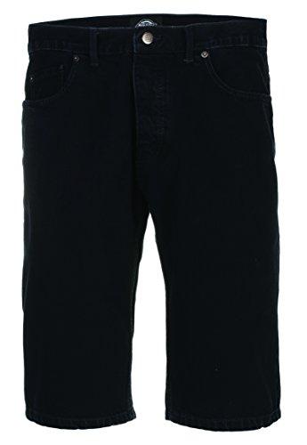 Dickies - Michigan Short, Pantaloncini sportivi Uomo, Nero (Black), (Taglia Produttore: 34)