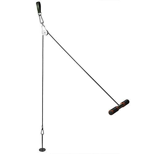 Arm-gurt (PELLOR Unterarmtrainer Hochwertiger Handgelenktrainer Gewichts Sammlungs Gurt Arm Trainings zum Gewichterollen Eignungs Ausrüstung)