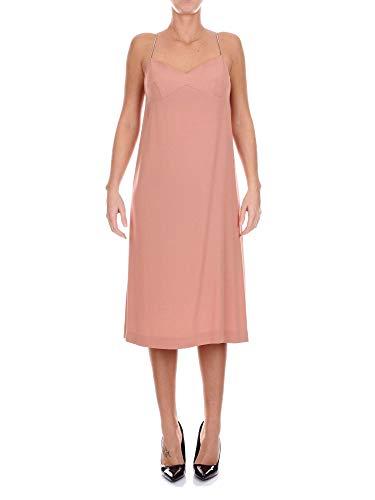 Dries van Noten Damen 181110855183302Pink Rosa Polyester Kleid