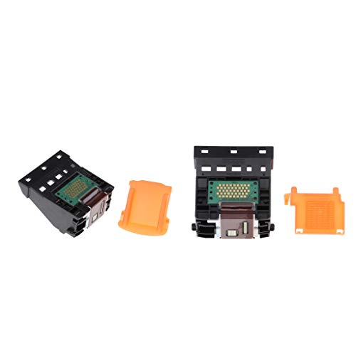 perfk 2X Druckkopf Printhead Print Head Replacement Parts für Canon IX3000  IX4000 IX5000 i560, 8,3 x 7 x 4,3 cm
