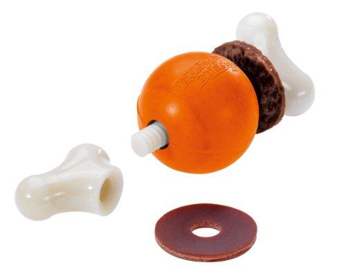 Active Bone m Dog spuntino giocattolo in arancione