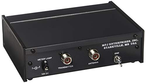 HF Antenna Tuner for Amateur Radio Transceivers (300W, 1.8-60Mhz)