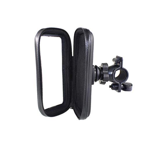 Qiman Fahrrad Handyhalter Motorrad Wasserdichter Taschen Roller Für Iphone/Samsung/Htc/Sony