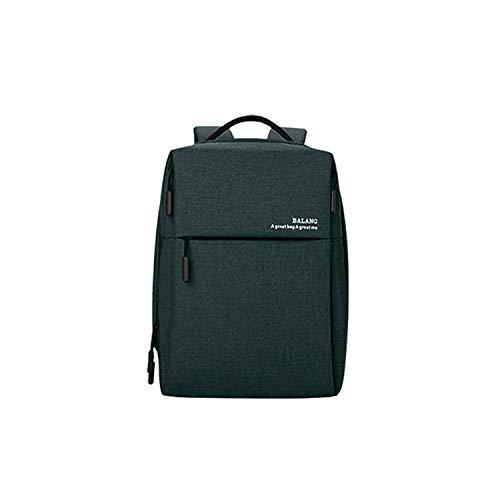 UmhäNgetasche Herrenrucksack Rucksack Mit Usb-Anschluss Computertasche Rucksack Mit GroßEr KapazitäT 43 * 30 * 14Cm