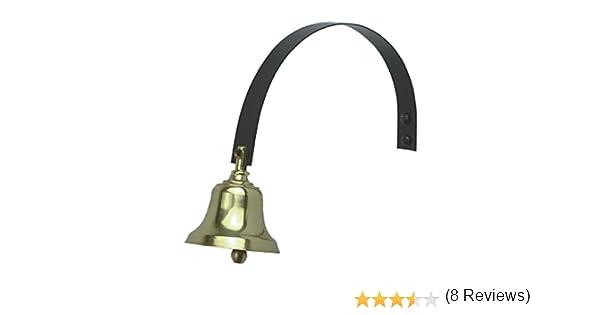 Byron BYR62503 62503 Shop Bell en laiton