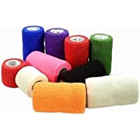 Vet Wrap / Cohesive Bandage (Dressing Wrap) 3M In Red