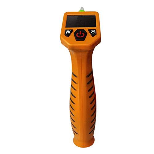 Leepesx Tester olio motore per il controllo automatico del rilevatore di qualità olio con display a LED Analizzatore di gas Strumenti per prove su auto