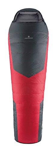 Ferrino, lightec duvet, sacco a pelo unisex, rosso, 800