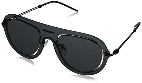 Emporio Armani Herren 0EA2057 Sonnenbrille, Grau (Grey), 45