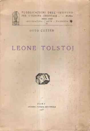 LEONE TOLSTOJ