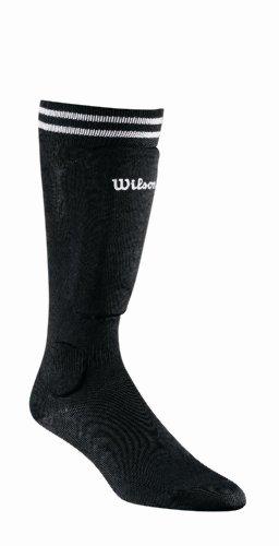 Wilson Peewee Soccer Sock Guard by Wilson -
