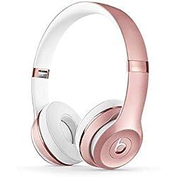 Casque Supra-Auriculaire sans Fil Solo3 de Beats - Or Rose