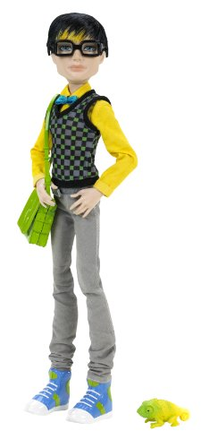 Mattel X6949 - Monster High Puppe Jackson (Jekyll Monster High Jackson)