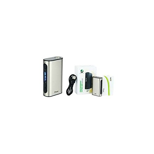Eleaf iPower 80w TC Box Mod - 5000mAh ( Sans Nicotine Ni Tabac) Brushed Silver