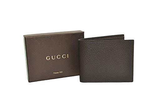 Gucci-Mens-Dark-Brown-Leather-Bifold-Wallet-260987-002091