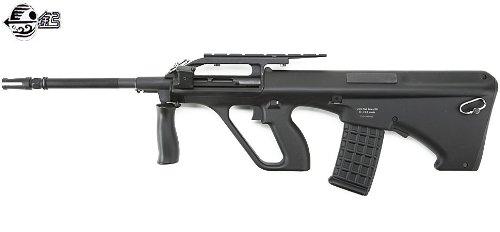 GSG Softair Gewehr Aug A1, schwarz, 203878 zu GSG
