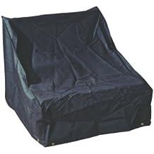 Bosmere M625 - Funda para sofá de exterior, color negro