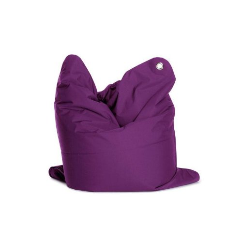 Sitting Bull The Bull Medium Sitzsack, violett Nylon