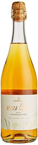 Katlenburger Secco Libre blanc Alkoholfrei Sekt (6 x 0.75 l) (Sekt Mit Fruchtsaft)