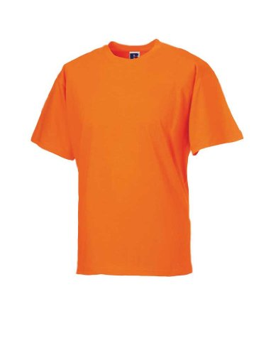 Leichtes T-Shirt Mandarin Orange