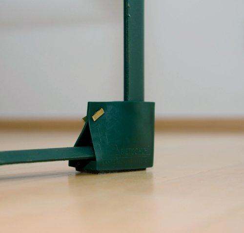 Original BIETISCHUH - PREMIUM, 12 Bodenschoner für Biertischgarnitur, Festzeltgarnitur,...