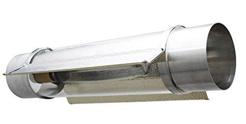 Generic Cool Tube Reflektor 6 Zoll Grow: 150 mm Anschluss und 63 cm länge