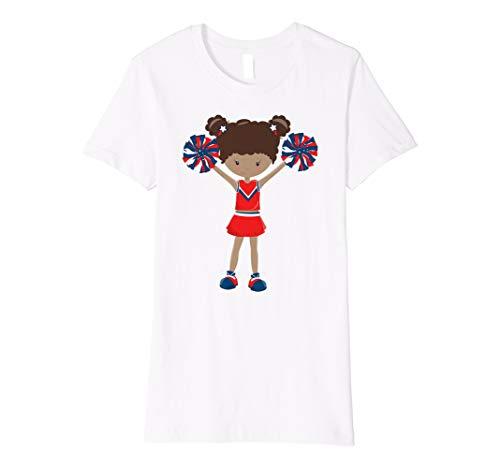 Süßes Moderne & Trendy Cheerleader T-Shirt & Geschenk -