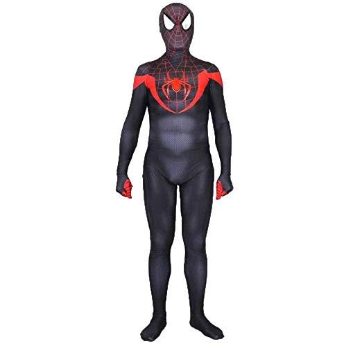 SHANGN Disfraz De Spiderman, Traje De Fiesta De Cosplay...