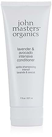 John Masters Organics lavender and avocado intensive conditioner, Spülung, 207 ml