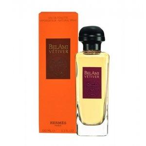 Hermes Parfums Eau De Toilette Vétiver Belami en vaporisateur 100 ml, 1er Pack (1 x 100 ml)