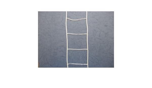 50mm2venetian Blind Ladder Webbing Ladder Cord White
