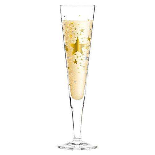 Ritzenhoff 1070234 Champus Champagnerglas, 7 x 7 x 24 cm, mehrfarbig