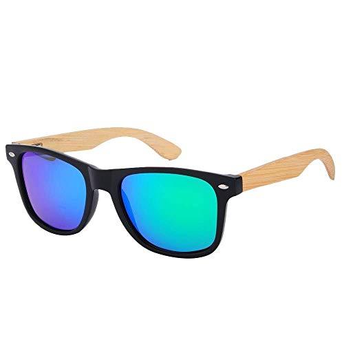 MXHSX Polarisierte Sonnenbrille , Sportmode-Sonnenbrille Voller UV-Schutz Unisex-Sonnenbrille , Ultraleicht mit polarisierten Gläsern/Als Geschenk für Freunde und Verwandte (Farbe: C31A),C7a