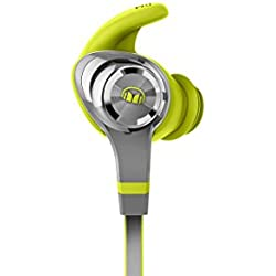Monster iSport Intensity Ecouteurs intra-Auriculaires sans fil Bluetooth Vert