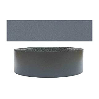 Mprofi MT® (20 m Roll) Pre Glued Iron on Melamine Edging Tape with Hot Melt Anthracite Pearl 45 mm