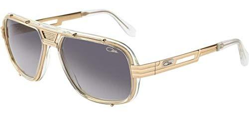 d911b15e85d Cazal CAZAL LEGENDS 665 3 CRYSTAL KT GOLD GREY SHADED men Sunglasses