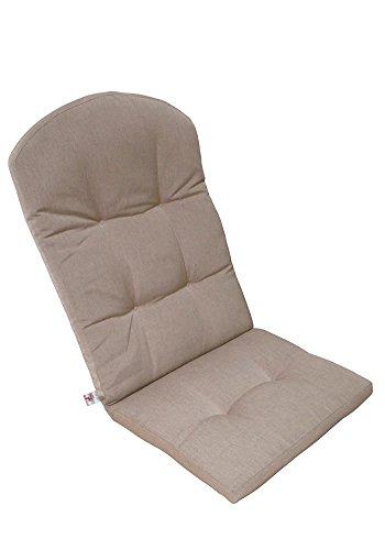 Bear Chair coussin Havana jute