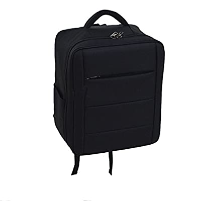MagiDeal Durable Shoulder Carrying Case Storage Backpack Bag for DJI Phantom 4 Black by MagiDeal