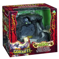 Gormiti Atomic The Cavern Of Roscamar Playset Series Two Action Figure