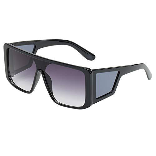 Qmber Herren und Damen Sonnenbrillen Polarisiert Unisex Brille Überbrille für Brillenträger Fit-over Polbrille/B