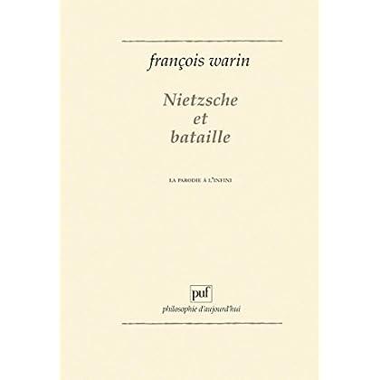 Nietzsche et Bataille