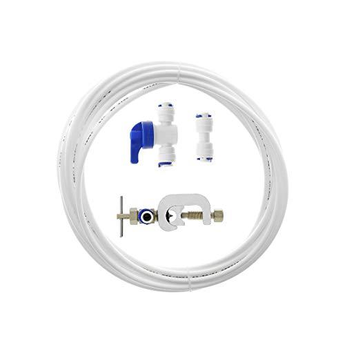 As Direct Ltd TM - Juego de conectores de tubo de agua...