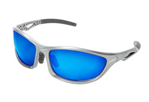 Mira - Fusion B - Polarisierte Sportbrille - UV400 Sonnenbrille - Unisex für Damen und Herren - Robust, langlebig, leicht und kratzfest
