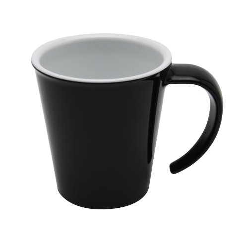 Ornamin 101 Kaffeepott 300 ml (schwarz)