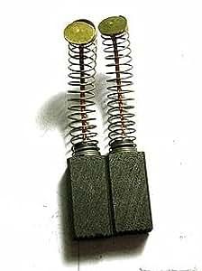 Kohlebürsten kompatibel zu Black&Decker LEM, LUM, P 6201, P 6601