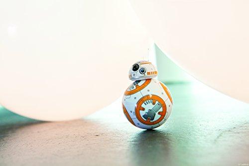 31 e%2BshF5NL - Sphero - Robot electrónico droide BB-8 Star Wars (R001ROW)