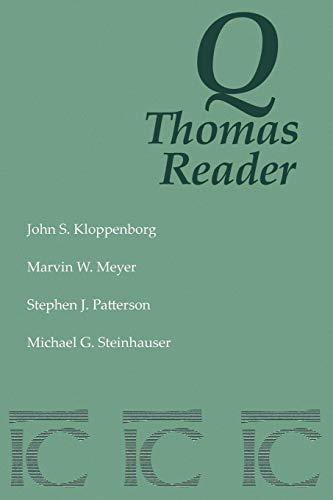 Q Thomas Reader