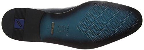 Daniel Hechter 811119011100, Derby Homme Bleu - Blau (d.blau 4100)