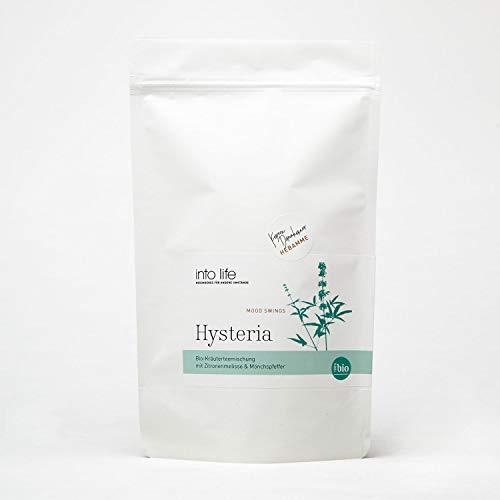 Hysteria | Bio-Perioden-Tee 100 g | into life | Kareen Dannhauer | Kräutertee aus Hebammenhand |...